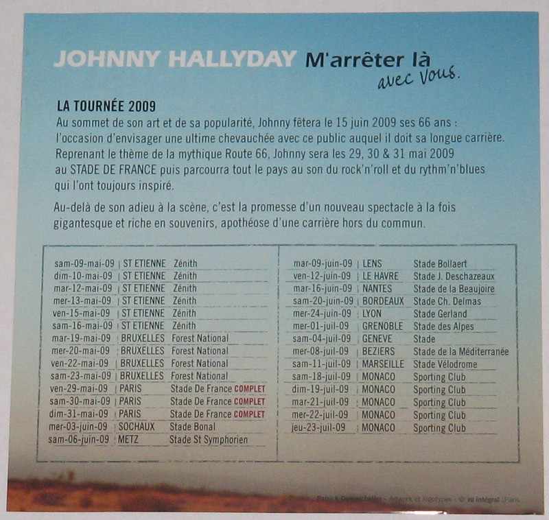 004-Ca ne finira jamais (3) CD+DVD D