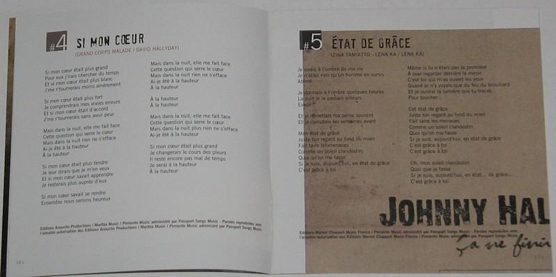 008-Ca ne finira jamais (3) CD+DVD H
