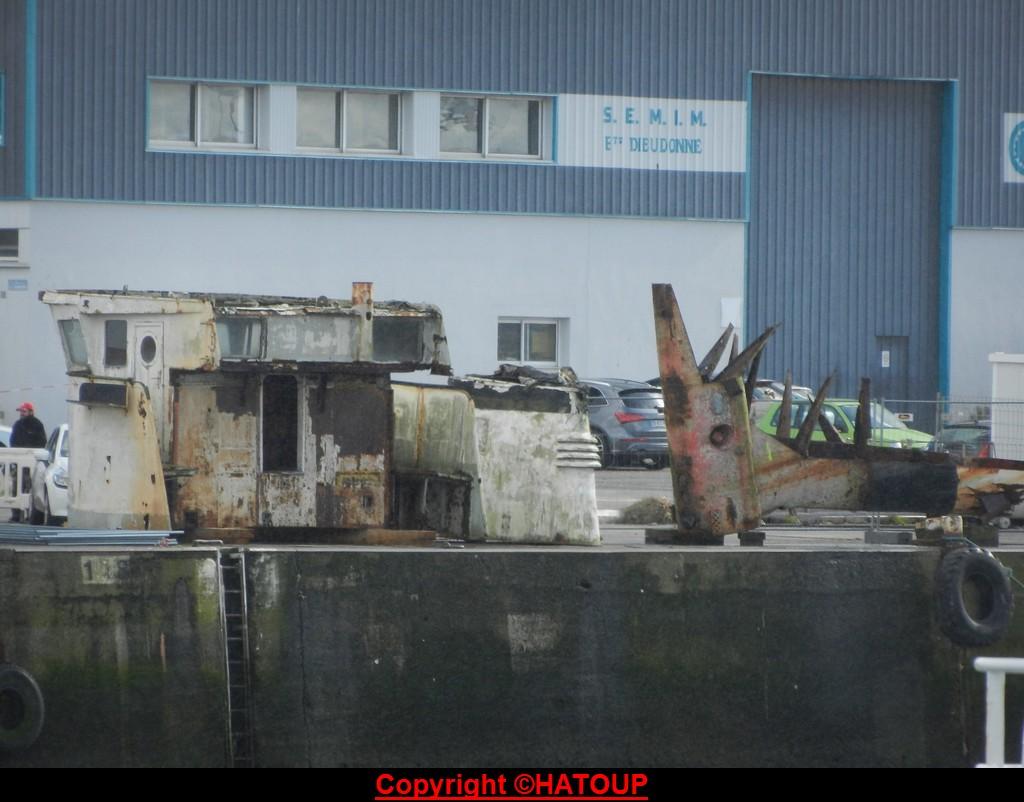 [Vie des ports] LE PORT DE CONCARNEAU - Volume 006 - Page 39 160308021654717325