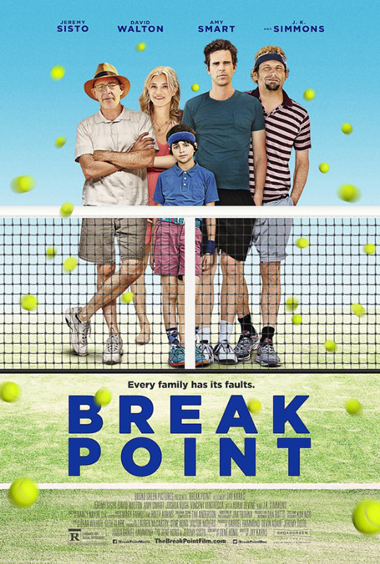 Break Point (2014) poster image