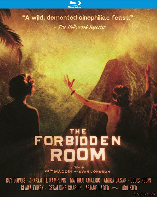 The Forbidden Room (2015) poster image