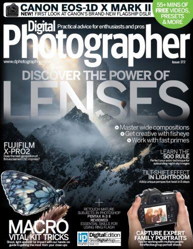Digital Photographer - Issue 172 2016