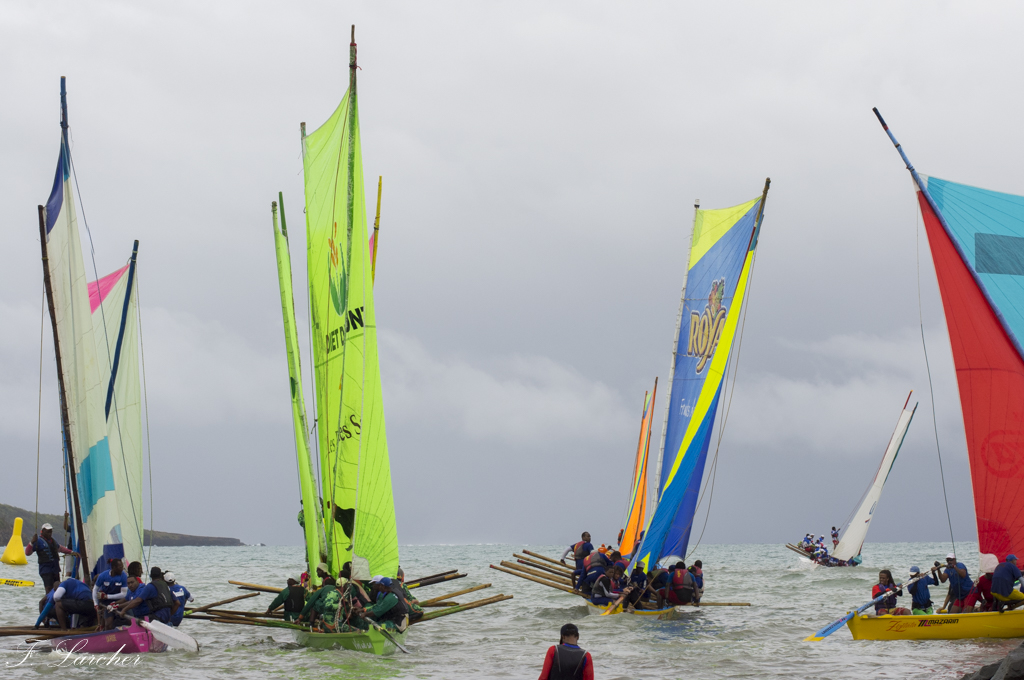 Courses de yoles en Martinique 160309101544930008
