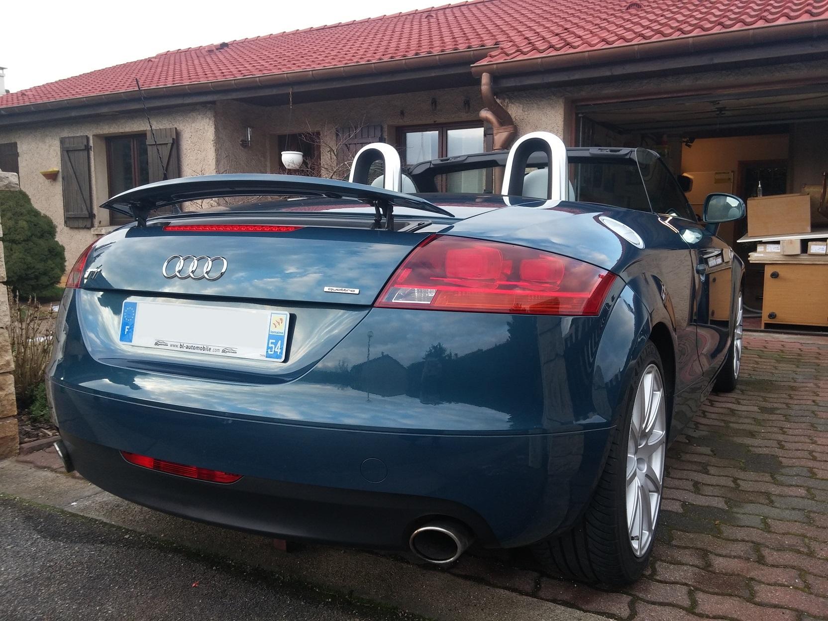 TT Roadster 3.2 V6 160310081352564288