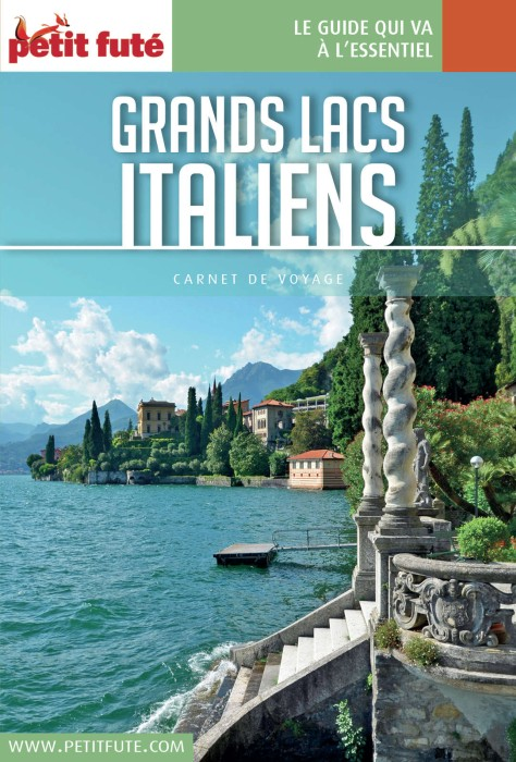 Petit Futé : Grands Lacs italiens 2016