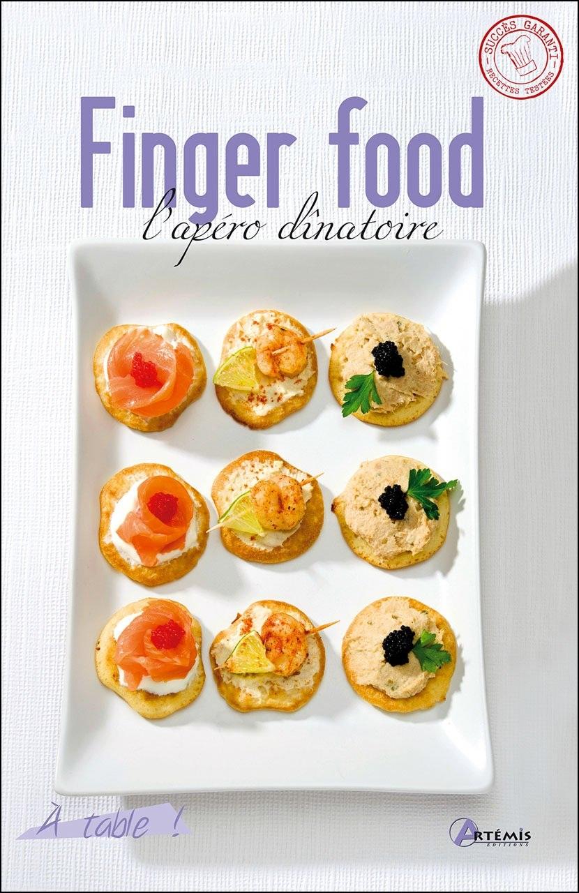 Finger food : L'apéro dînatoire