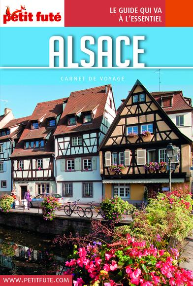 Petit Futé : Alsace 2016 (avec cartes, photos   avis des lecteurs)