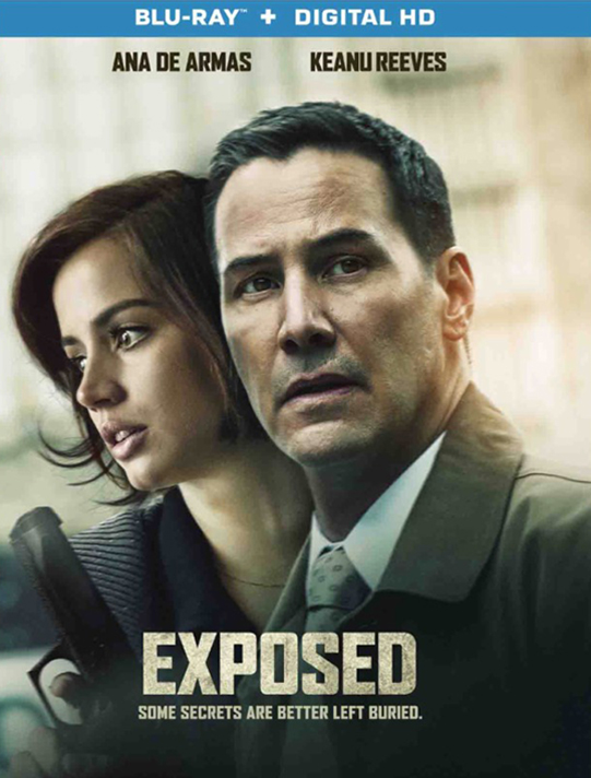 Exposed (2016) poster image