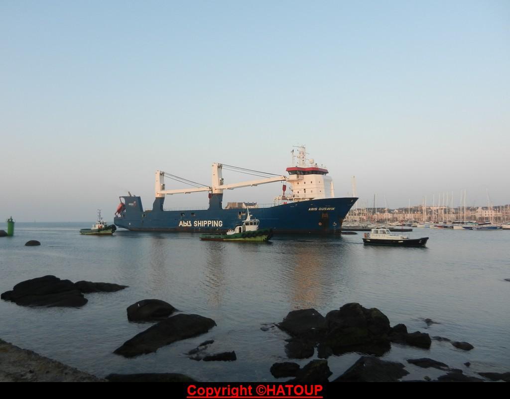 [Vie des ports] LE PORT DE CONCARNEAU - Volume 006 - Page 40 160315030125238438