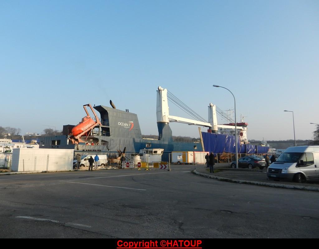 [Vie des ports] LE PORT DE CONCARNEAU - Volume 006 - Page 40 160315034741349069