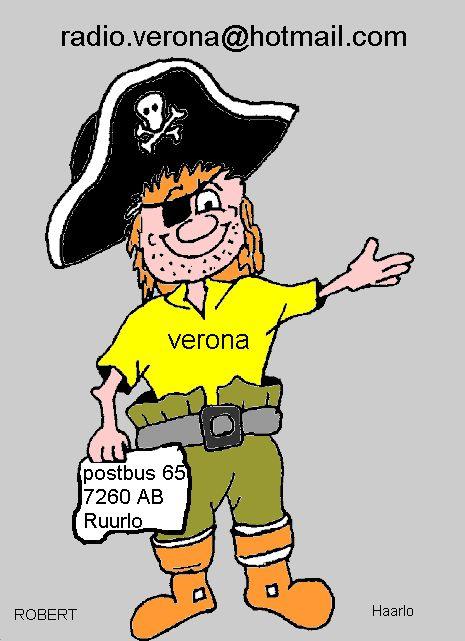 eQSL de Radio Verona 160316020805933434