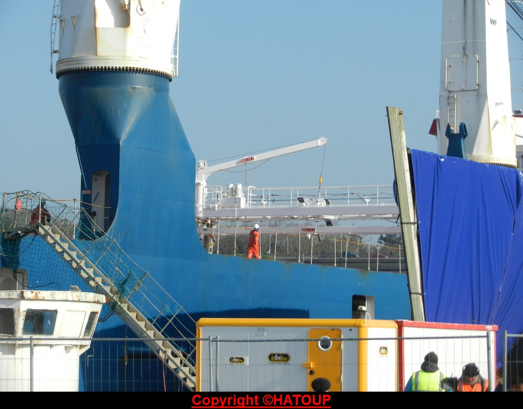 [Vie des ports] LE PORT DE CONCARNEAU - Volume 006 - Page 40 160316045704637228