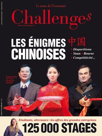 Challenges N°469 - 17 au 23 Mars 2016