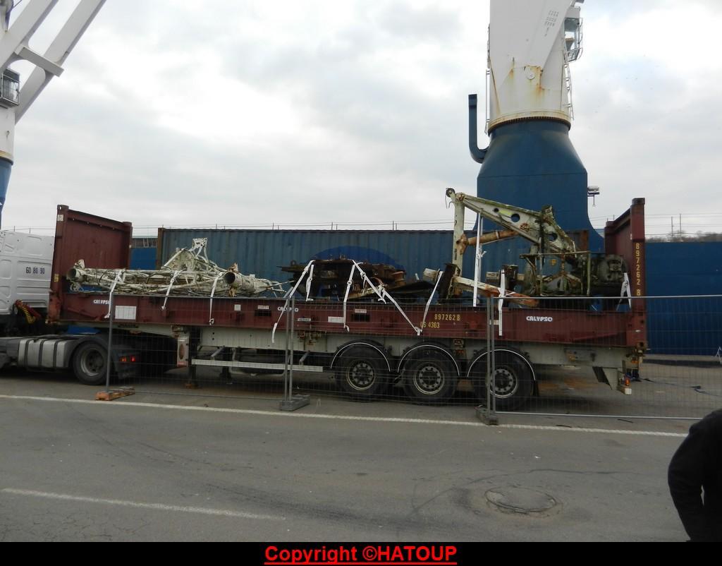 [Vie des ports] LE PORT DE CONCARNEAU - Volume 006 160318012812937209