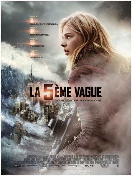 The 5th Wave 2016 HDRip XviD AC3-EVO