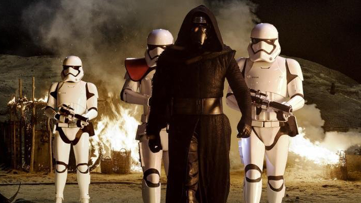 Star Wars: Episode VII - The Force Awakens (2015) image