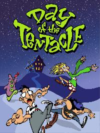 Poster for Day of the Tentacle Remastered