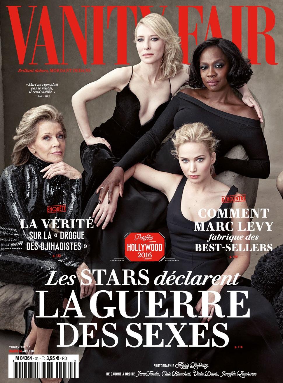 Vanity Fair N°34 - Avril 2016