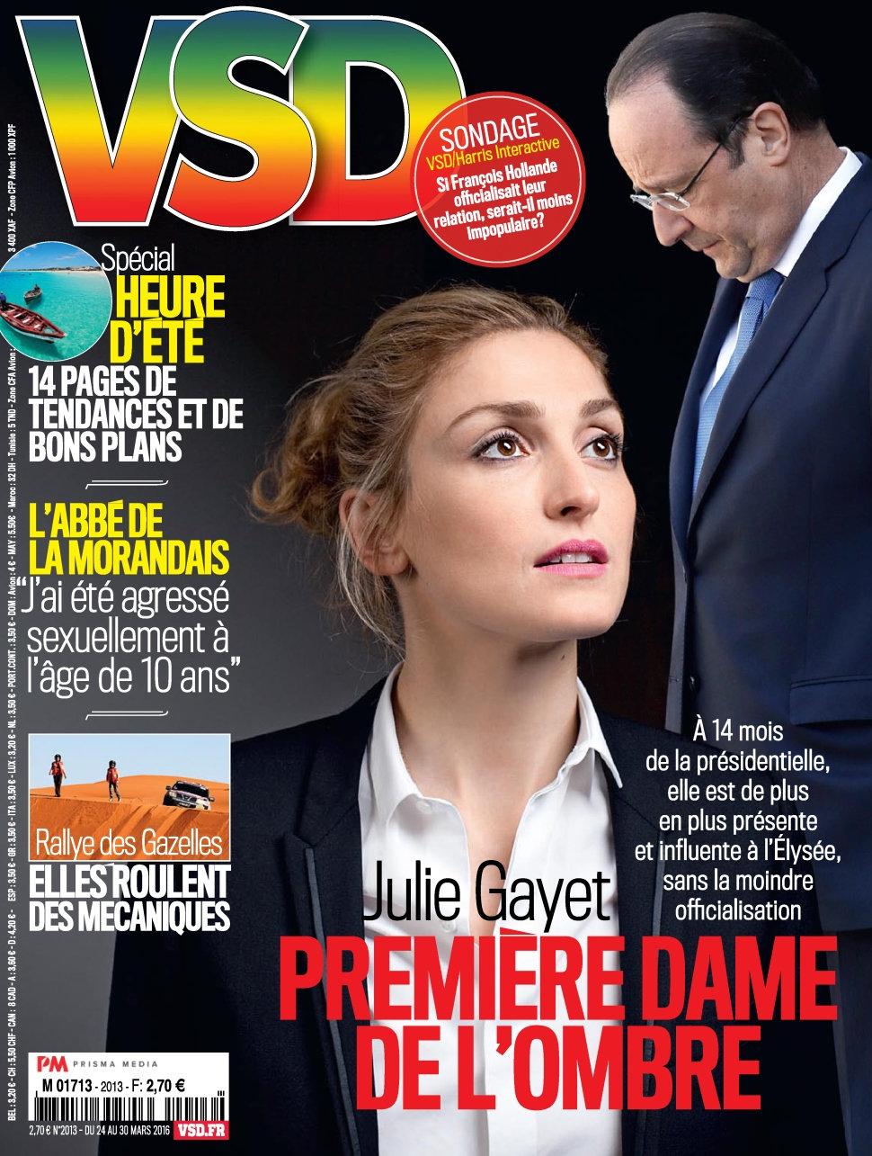 VSD N°2013 - 24 au 30 Mars 2016