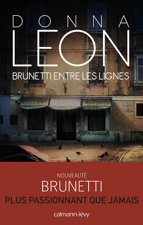 Donna Leon (2016) - Brunetti entre les lignes