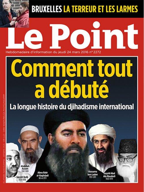 Le Point N°2272 du 24 au 30 Mars 2016