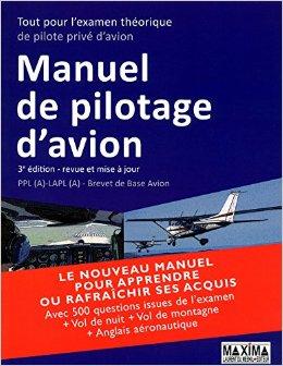 Manuel du pilotage d'avion - 3ème Edition