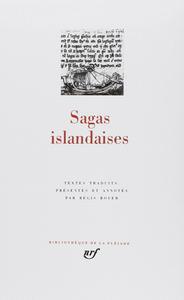 Anonymes, Régis Boyer - Sagas Islandaises