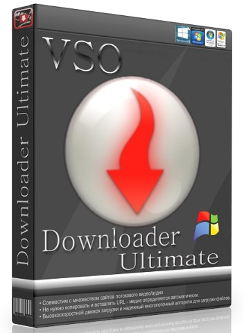 VSO Downloader Ultimate 5.0.0.38 Beta Multilingual