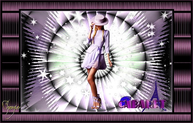 Cabaret Girl (PSP) 16032701184014514