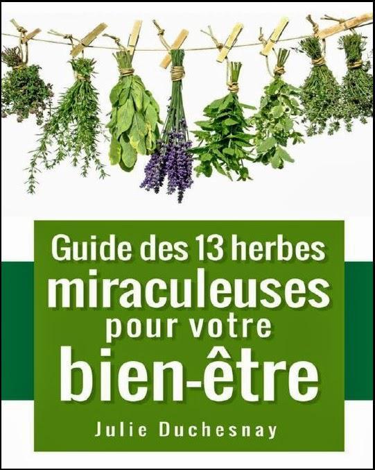 Guide des 13 herbes miraculeuses pour votre bien-être