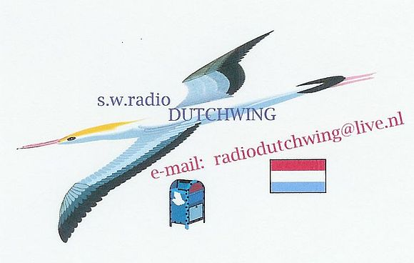 eQSL de Radio Flying Dutchman 160328010932144913