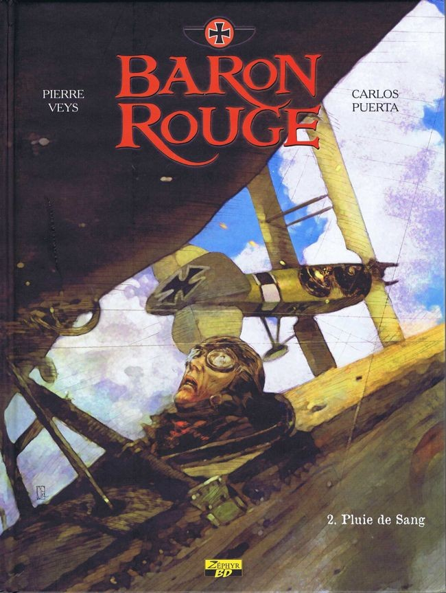 Baron rouge Tome 2