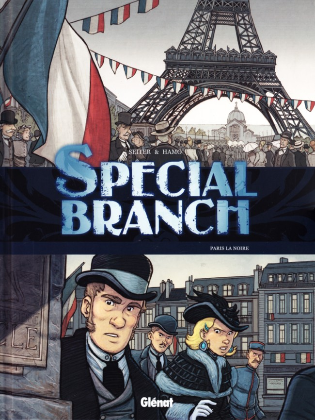 Special Branch Tome 5