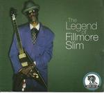 Clarence 'Guitar' Sims,  aka Fillmore Slim 160331110142188945