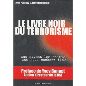 Le livre noir du Terrorisme - Jean-Paul Ney