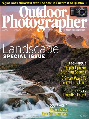Outdoor Photographer - May 2016