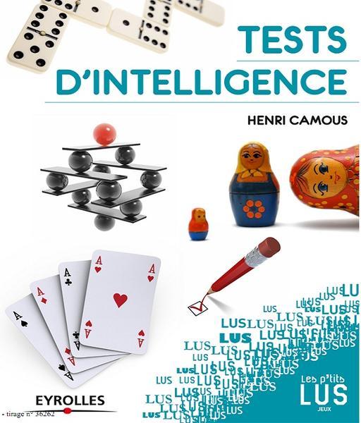 Henri Camous - Tests d'intelligence