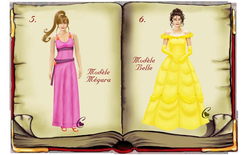 """[Couture] Collection """"Disney"""" pour femmes 160403031400959007"""