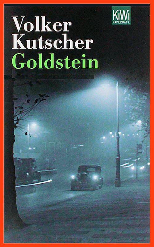 Volker Kutscher- Goldstein