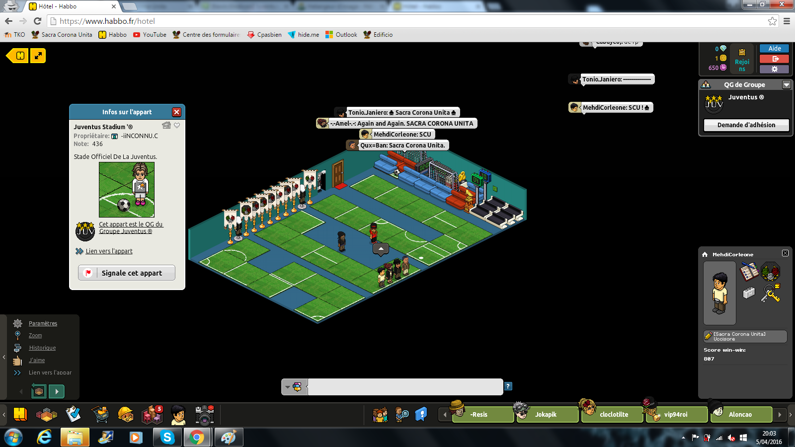 Screen apres DDC
