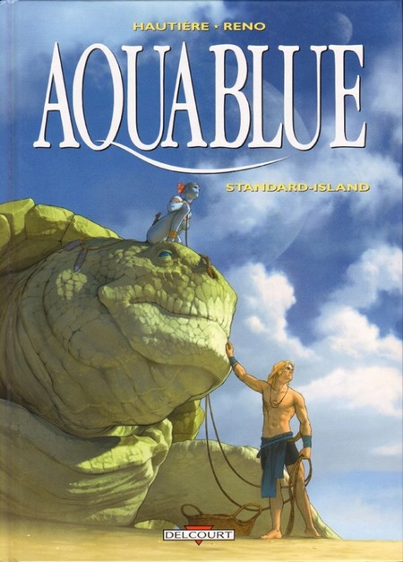 Aquablue Tome 14 en PDF