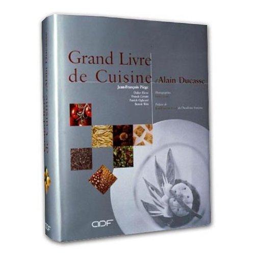 Telecharger le grand livre de cuisine d 39 alain ducasse en for Alain ducasse grand livre de cuisine