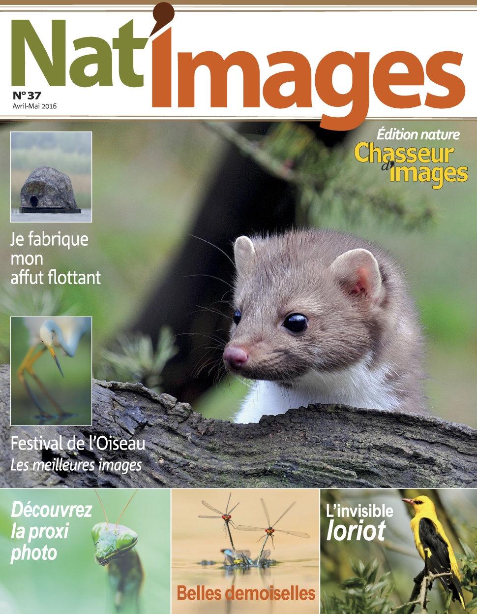 Nat'Images N°37 - Avril/Mai 2016