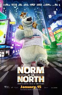 Norm of the North (2016) poster image