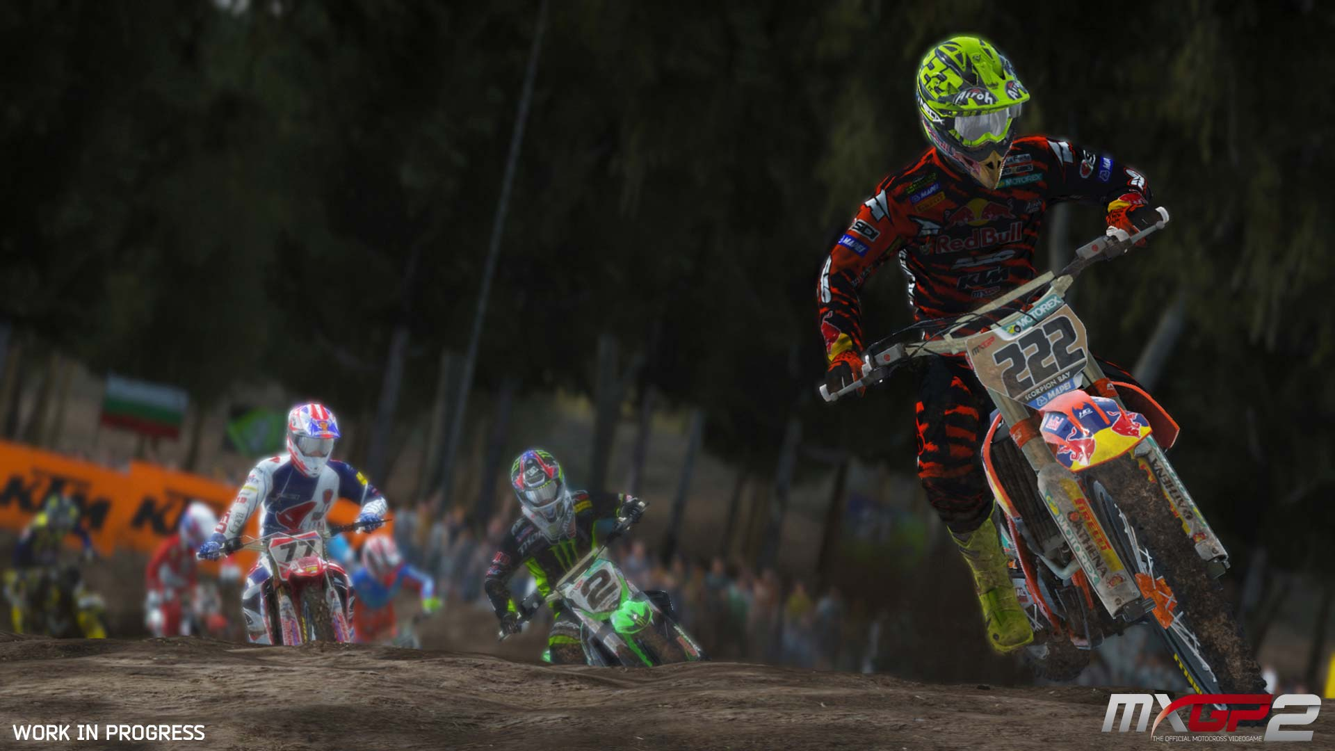 MXGP2: The Official Motocross Videogame image 2