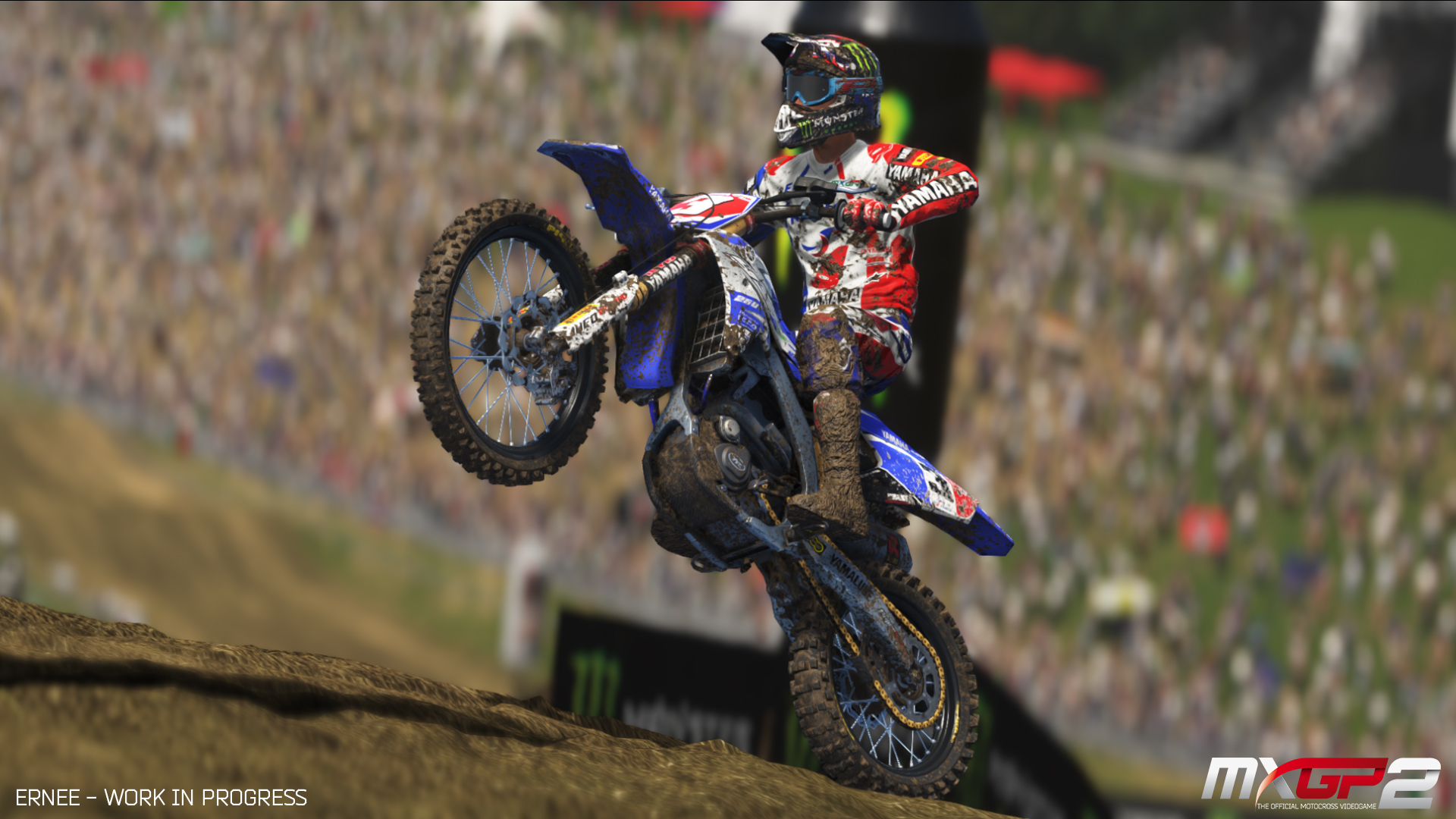 MXGP2: The Official Motocross Videogame image 1