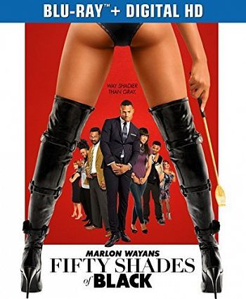 Fifty Shades of Black (2016) poster image