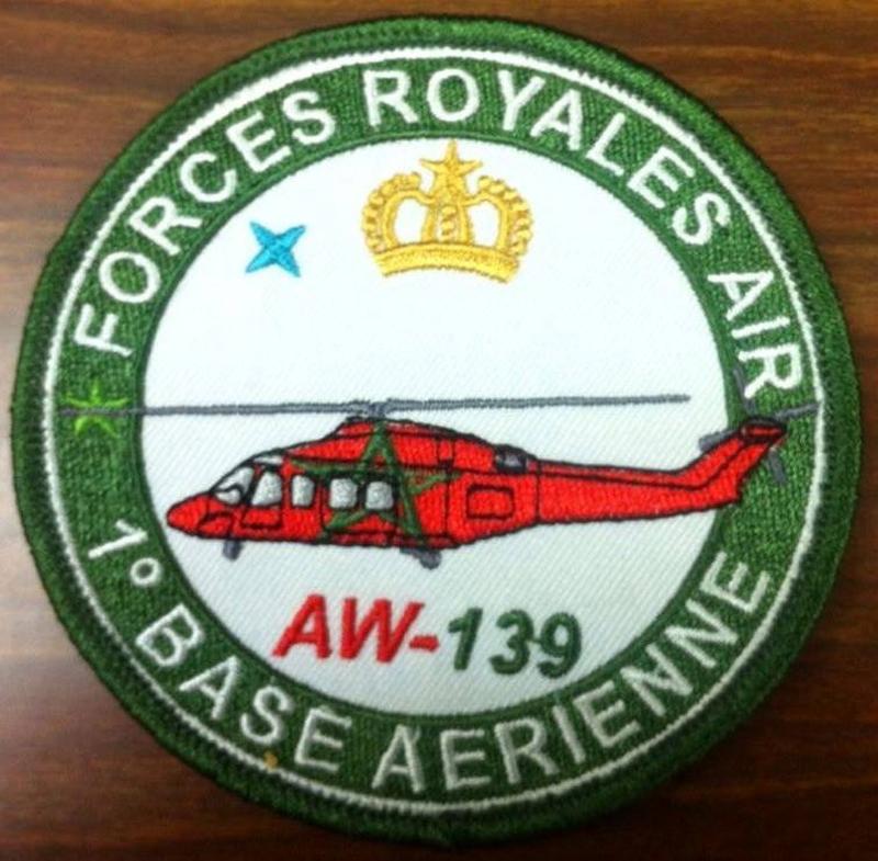 RMAF insignia Swirls Patches / Ecussons,cocardes et Insignes Des FRA - Page 5 160408010317318501