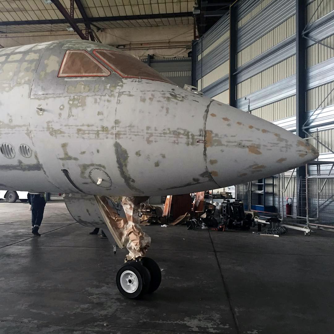FRA: Avions VIP, Liaison & ECM - Page 13 160412042407826471