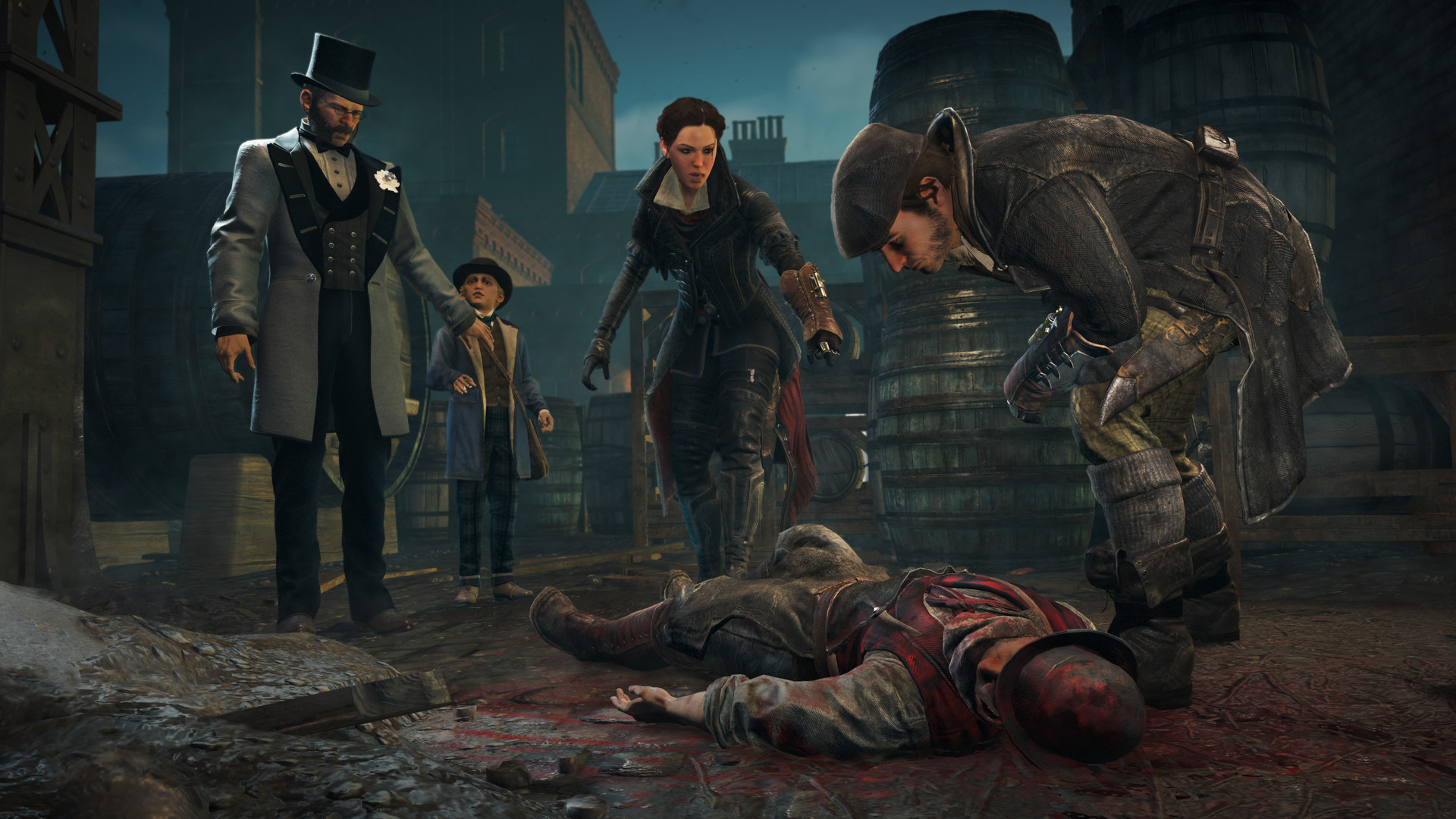 Assassins Creed Syndicate image 3